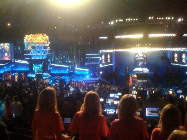 I AM : ON @ The MTV Movie Awards