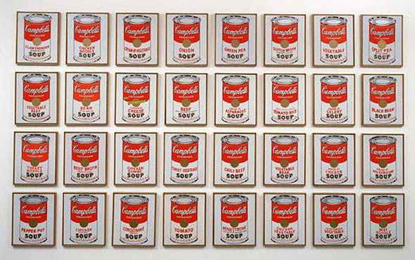 Campbell-soup-painting
