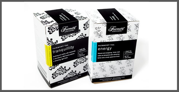 Fairmont-Hotels-Resorts-Tea-Packaging