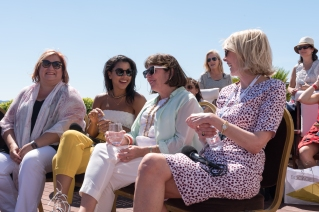 Joanna Peña-Bickley - The Girls Lounge @Cannes Lions