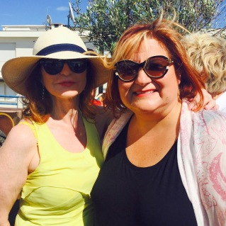 Joanna Pena-Bickley & Maureen Dowd
